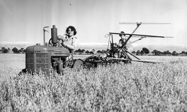 Australian Women's Land Army