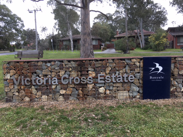 The Victoria Cross Estate