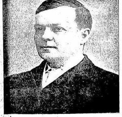 Dan Astley Gresswell (1853 – 1904).