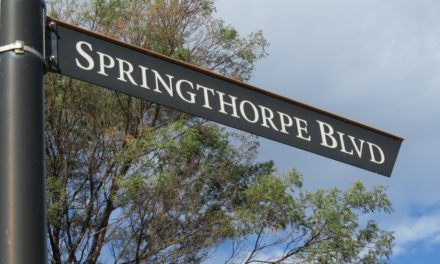 The Springthorpe Housing Estate – Street Names (& background rationale).