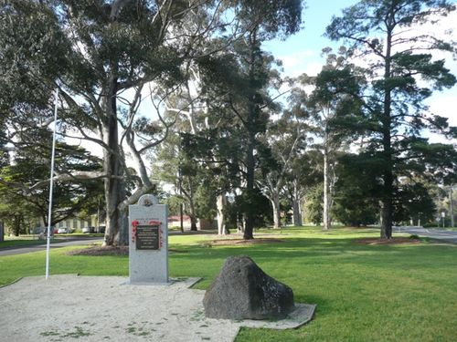 The Avenue of Honour