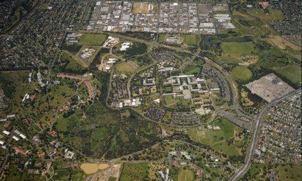 La Trobe University built on Mont Park Farmland