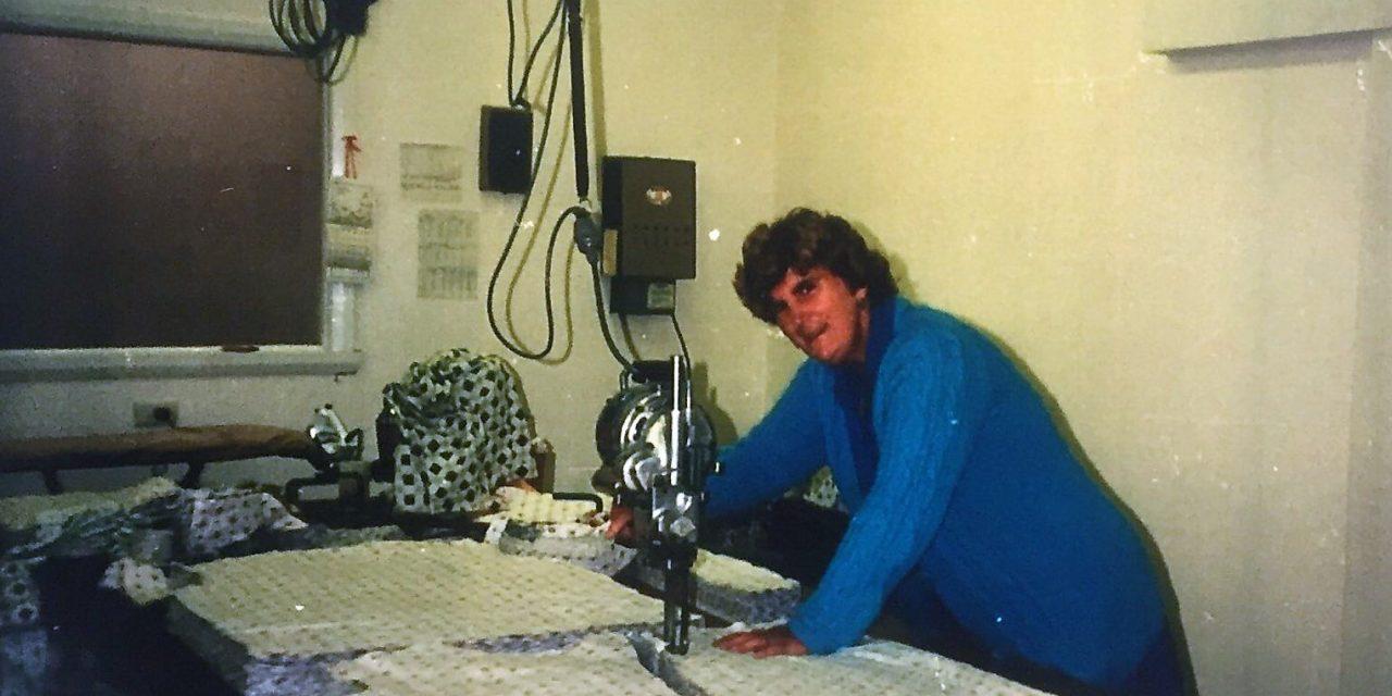 Elsie Storr – Supervisor, Branch Central Clothing Store