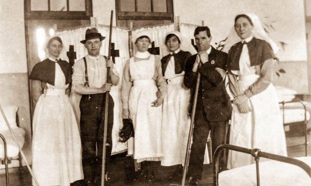 Changes in Mental Health Nursing – Mont Park and Larundel