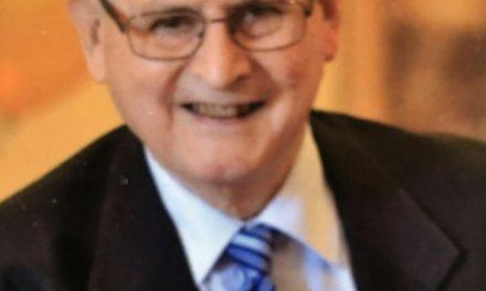 Reverend Drew Lelean – staff member at Larundel Mental Hospital