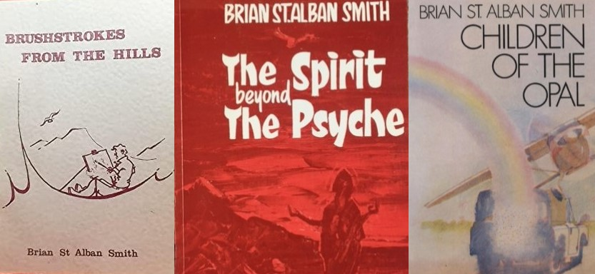 Brian St Alban Smith – writer, artist, poet and patient